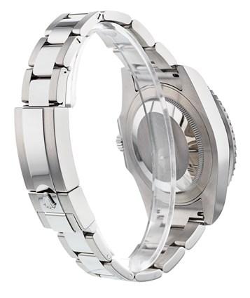 Rolex GMT-Master II 116710 Montre pour homme à cadran noir 40 mm
