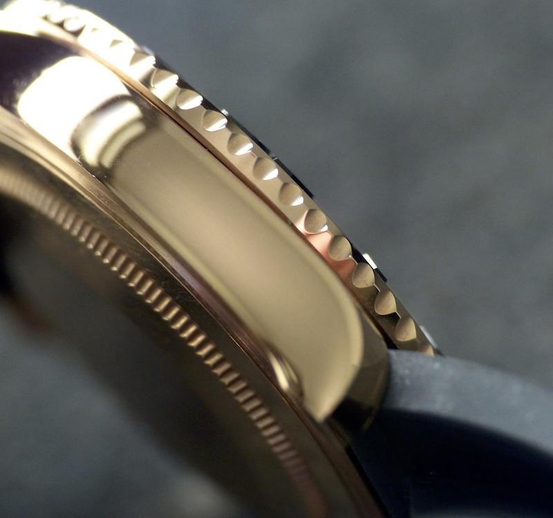 Rolex Yacht-Master 268655 Montre unisexe 37 mm à cadran noir